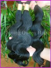 Virgin Brazilian Bulk Hair Body Wave for Braiding 3pcs or 4bundles lot 6A grade Long Wavy bulk hair no weft Free Shipping(China (Mainland))