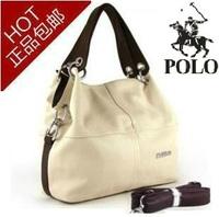 2014 fashion women cow split shoulder bag brand totes handbags letter cross body messenger bags 0