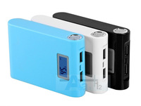 12000mAh LCD LED USB External Power Bank Battery Charger for iPhone Samsung HTC S15-6