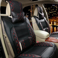 2014 summer new Viscose upholstery danny leather car seat PU pad full