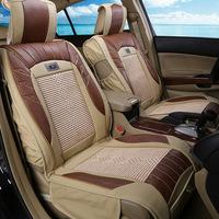 2014 summer coming 14 full car seat cover danny leather car seat cover viscose summer seat cushion four seasons general