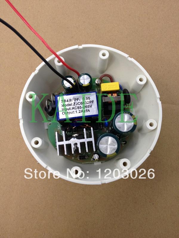 Трансформатор освещения Kaide e40 28w , 7series4parallel , ac85/265v, 1200MA dc18/26 ,