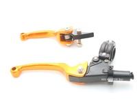 ASV model alloy brake/clutch bar for motorcross/pit bikes, 22mm-28mm handle tube available