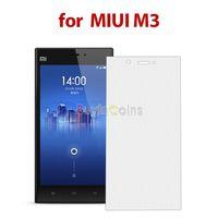 Scrub LCD Screen Guard Film Shield Protector for Xiaomi MIUI MI3 M3 Smartphone #52790