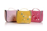 2014 Seconds Kill Top Fasion Freeshipping 5pcs Florid Wash Bag Male Toiletries Women's Supplies Cosmetic Travel Set Waterproof