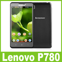 Lenovo P780 Quad Core Android Smartphone 5.0 inch 3G Cell Phones MTK6589 1.2GHz 4000mAh IPS Free DHL Shipping