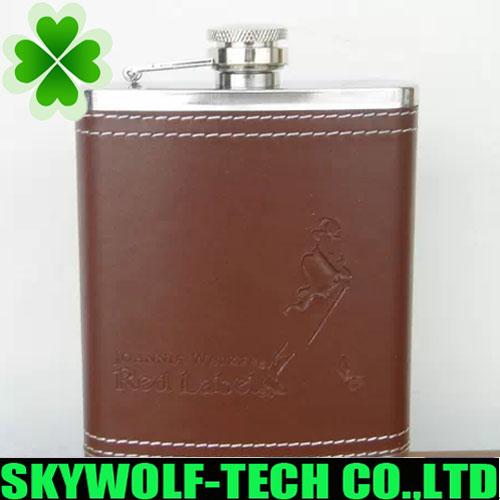 Плоская фляжка Skywolf Drinkware! 7 = 200MLThickening , 7OZ Johnnie Walker виски виски johnnie walker john walker 50ml