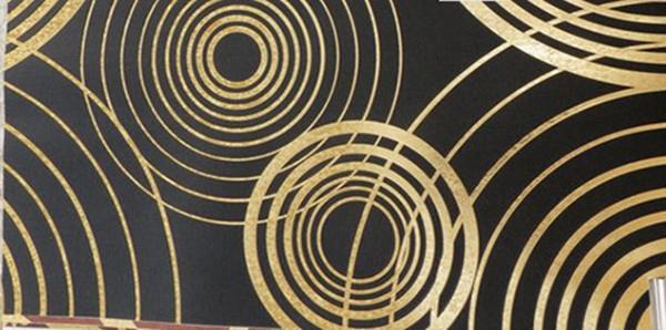 Groothandel glasvezel roll isolatie kopen glasvezel roll isolatie partijen uit china glasvezel - Behang zwart en goud ...