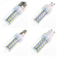 10X 1000LM G9 GU10 E14 E27 36 SMD 5730 LED Corn Light Bulb White / Warm White