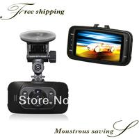 New product waterproof car camera gs8000 car dvr Full HD 1080P Wild Angle