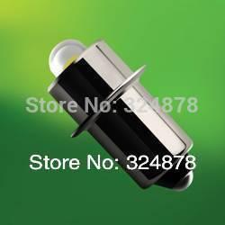 China LED flashlight bulb PR LED torch bulb 6~30Volts Bosch flashlight replacement bulb 18V Tooling flashlight bulb manufacturer(China (Mainland))