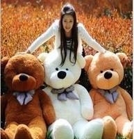 free shipping 2014 new hot sale Teddy Bear plush toys giant plush  doll  soft toy big stuffed animal gift  size1.2m