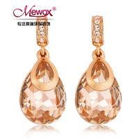All-match fashion stud earring female fashion earrings birthday gift
