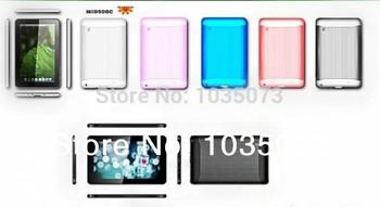 9 дюймов A90X ATM7021 двухъядерный планшет андроид 4.4 1 ГБ оперативной памяти 8 ГБ 1.3 ГГц HDMI 800 * 480 емкостный экран двойная камера 9 дюймов 1 шт.