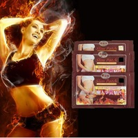 10Bags/100PCS Hot- Free Shipping Slimming Navel Stick Slim Patch Weight Loss Burning Fat Patch health care product