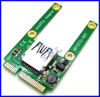 USB 2.0 USB2.0 to Mini PCI-E PCI Express Card Adapter Converter, Support Full/Half Size