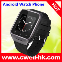 New IKWEAR IK8 Smart Watch Phone Mtk6577 dual core android 4.0 bluetooth GPS Wifi Playstore Skype camera 5.0 MP wrist phone