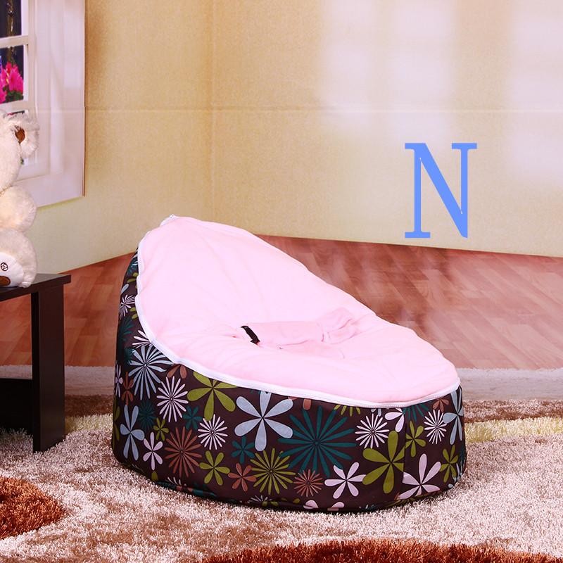 Kids Bean Bag Bed Sofa,Children Soft Seat,Promotional Price Good Fashion Pattern Comfortable Healthy Baby Bean Bag,Beanbags(China (Mainland))