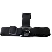 Camera Head Strap Mount Adapter Adjustable Strap for GOPRO HERO 2 HERO 3 w/Bag