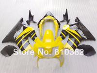 2014 Motorcycle Fairing kit for HONDA CBR600 F4 99 00 CBR600F4 1999 2000 F4 CBR600 Popular yellow black ABS Fairings set HG28