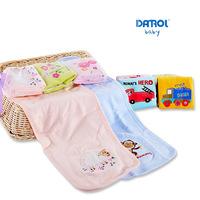 DANROL cotton   towel  embroidered animals scapegoat towel 3 pcs / set