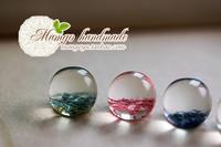 Mangohandmade whisper series - - crystal bouquet time handmade diy material