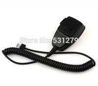 10x 8 Pin Handheld Shoulder PTT Speaker MIC For Motorola Portable Radio GM300 GM350 GM338 GR400 Car walkie talkie J0167A