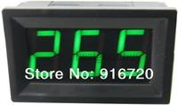 green led temperature thermocouple thermometer Digital temp panel meter K-type thermocouple sensor Temperature gauge