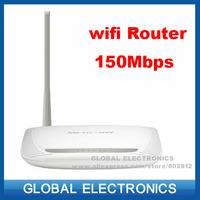 Wifi Wireless Router MERCURY MW150R 150Mbps 11N 802.11b/g/n 4-Port Lan White free shipping