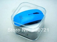 20pcs Newest design Mouse shape mp3 player mutil color no memory mini mp3 player with accessories free shipping