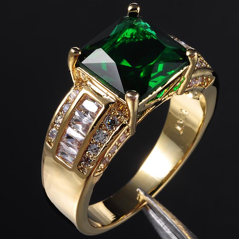 Men S Emerald Rings line Shopping The World st Men S