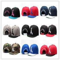 Tha alumni adjustable flat along the cap snapback cap hip-hop a cap skateboard hiphop baseball cap multicolor
