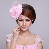 Hair accessory hair accessory hair accessory big flower beach the show hair accessory dance bohemia bride