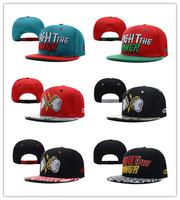 Cap adjustable landtaylor baseball cap hiphop flat along the cap hat bboy hiphop hip-hop cap