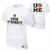 Men short sleeved  men's T shirts RKO randy CM punk clothes T-shirt for men free shipping