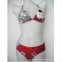 Brand H Cup up Sexy Sponge bra Bikini Suit PlusOriginal packaging Split Swimwear High end Quality women's Swimsuit Free shipping
