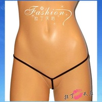 Hot !Exotic Apparel  women's thong Hollow Out sexy bikini