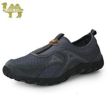 бренд верблюда открытый мужская спортивные спорта дышащей обуви водонепроницаемый ...