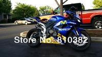 Injection Motorcycle Fairing kit for HONDA CBR600RR F5 07 08 CBR 600RR 2007 2008 CBR600 Movistar blue yellow Fairings set HG99