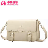 Circleof bag 2014 brief women's the trend of fashion handbag one shoulder cross-body messenger bag female bags x1522