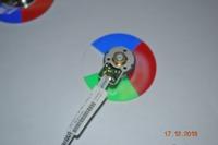 100% Original Color Wheel for optoma EP738, EP738 color wheel