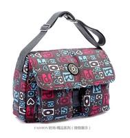 KP-069 FREE SHIPPING 2014 fashion delana lady shoulder bag nylon women messenger bag