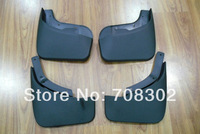 Free shipping Mud flap,mud guard, fender guard for 2008 to 2010  Q7
