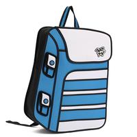 Natty backpack male backpack commercial female laptop bag travel bag school bag casual