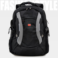 Swiss gear backpack fashion commercial multifunctional laptop bag casual travel professional notebook backpack -free shipping
