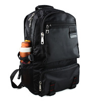 M & r . two preppy style male backpack computer backpack travel business casual backpack student school bag
