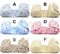 Baby Kid Toddler Nursery Infant Newborn Child Safety Anti-Roll Sleep Positioner Prevent Flat Head Shape Pillow Support Cushion