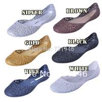 Free Shipping  Melissa 2014  campana zig zag  sandals bird nest rain boots   Ladies Melissa sandals
