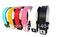 Wireless Stereo Bluetooth 3.0 Headset Headphones for Smartphone Laptop Tablet PC Freeshipping