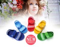 Free shipping NEW 2014 Summer  child sandal kids cute summer shoes girls boy sandals